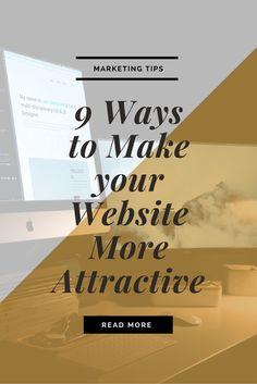 Website More Attractive