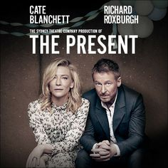 The Present  on Broadway  at  the Ethel Barrymore Theatre. Closed March 19, 2017