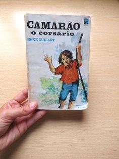 Camarão o corsário by Rene Guillot