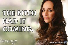 Revenge - Victoria Grayson