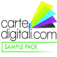 Carta Bianca/Avorio | SAMPLE PACK | Carte Digitali