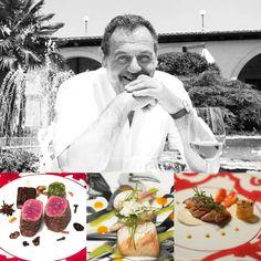 2 star - Chef Gianfranco Vissani - Restaurant Casa Vissani - Terni, Italy #italianfood #italianchef #italianrestaurant www.100ITA.com