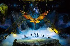 Toruk...new Avatar inspired Cirque Du Soleil