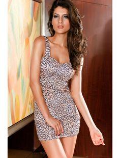 Calendar Girl Brown Club Dress | Club Dresses | Clubwear | StringsAndMe
