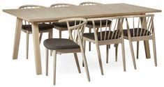 Yard Matgrupp med 6 stolar Sixten   Mio Dining Chairs, Table, Furniture, Home Decor, Decoration Home, Room Decor, Dining Chair, Tables, Home Furnishings
