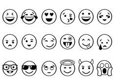 Emoji Coloring Pages ⋆ coloring.rocks! Emoji Coloring Pages, Easy Coloring Pages, Coloring Pages For Girls, Disney Coloring Pages, Coloring Pages To Print, Free Printable Coloring Pages, Coloring For Kids, Coloring Sheets, Coloring Rocks