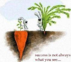 Porque el éxito no es siempre lo que parece. Aprende a comunicar correctamente.