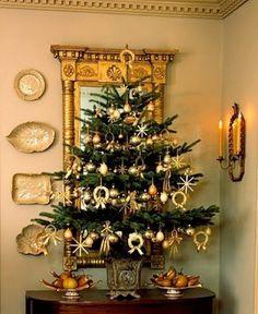 Låt julen glänsa i guld - Sköna hem