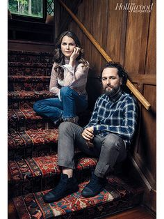 Matthew Rhys Confesses He Gets 'a Little Protective' of Keri Russell During Graphic Americans Sex Scenes| Couples, The Americans, People Picks, TV News, Keri Russell, Matthew Rhys