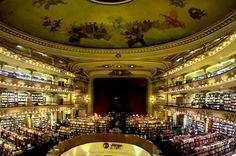 El Ateneo, Buenos Aires, Argentinië Amazing Bookstore