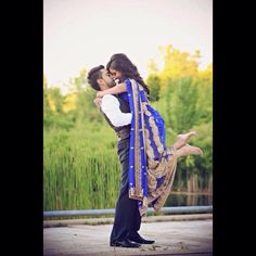 Person's in Photo Tagged .In Pic @ . HD Photos Only . Make a group DM with ur parter and us then send photo's in that group .Wait For Post ()m . No Group DM . by insta_couplez Indian Wedding Couple, Big Fat Indian Wedding, Desi Wedding, Wedding Bride, Indian Weddings, Punjabi Wedding, Bride Groom, Wedding Reception, Desi Bride