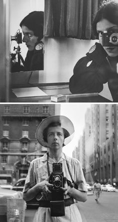 Mirror self portraits from the early days of photography (aka the first selfies!)