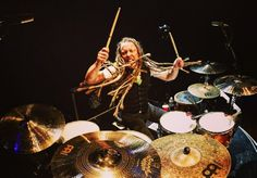 Shinedown Drummer, Barry Kerch