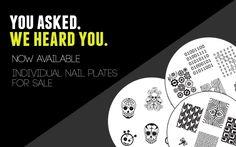 bundlemonster.com Nail stamping plates