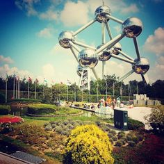 #travel#brussels#minieurope#atomium #atomium #bruxelles #brussels #brussel #expo #exposition #expo58 #58 #exhibition #tentoonstelling world fair #musée #museum #musea #visite #visit #bezoek #tourism #tourisme #toerism #attraction #attractie #atomium #architecture #architectuur #fifties #atomic #atomicage #spaceship #design what to do que faire wat te doen #top #art #kunst #landmark