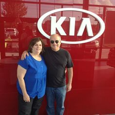 Congratulations to Daniel and Brenda on purchasing your Brand New SXL Kia Sorento. We here at Lawrence Kia appreciate your business!! Please refer me Chris Schmidt to all your family and friends!!!