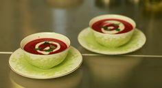 Beets & Yogurt Soup Recipe by Chef Vikas Khanna