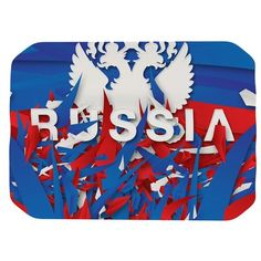 East Urban Home Danny Ivan 'Russia World Cup' Placemat