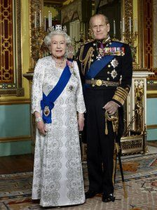 Diamond Jubilee: Queen celebrating 60-year reign. The Queen and the Duke of Edinburgh.