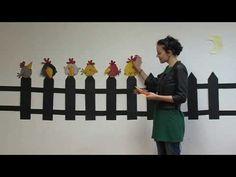 ▶ Las diez gallinas - YouTube