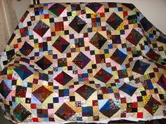jacob's ladder quilt - Google Search