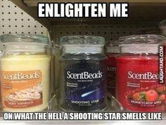 Shooting Star Candle  #laughtard #lmao #funnypics  #humor  #shootingstar