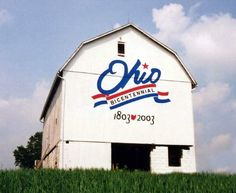 Local barn painted to celebrate state Bicentennial