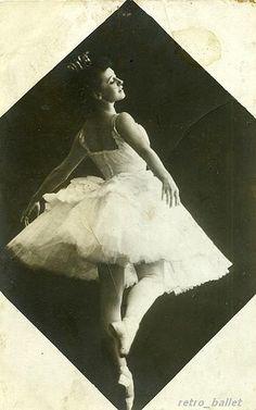 ballet Tamara Karsavina