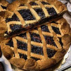 Tipical #Pisa's #cake: Torta coi bischeri!