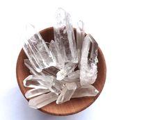 100 quartz points bulk wholesale lot stones by CrystalGrids