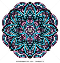 Find Mandala Round Ornament Pattern stock images in HD and millions of other royalty-free stock photos, illustrations and vectors in the Shutterstock collection. Thousands of new, high-quality pictures added every day. Mandala Art, Mandalas Drawing, Mandala Painting, Mandala Tattoo, Dot Painting, Arm Tattoo, Mandala Tapestry, Zentangles, Art On Wall
