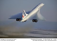 Air France  Concorde. Concorde wasn't just supersonic; it flew at up to Mach 2.04 - That means your New York to London commute was less than three hours long.