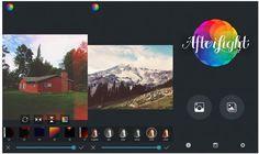 Afterlight – Um dos melhores editores de fotos chega ao Android