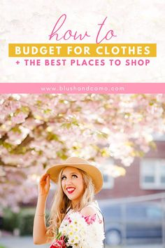 I get asked all the time how I can afford so many cute clothes and my answer is simple - I budget! Today I'm sharing with you the 4 exact steps so you can learn how to do this too! Not only am I going to show you how to buy amazing clothes but I'll show you WHERE too! Let's elevate your style! #affordableclothes #budgeting #clothesbudget #stepbystep