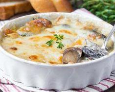 Gratin de poulet, champignons et béchamel sans lactose : http://www.fourchette-et-bikini.fr/recettes/recettes-minceur/gratin-de-poulet-champignons-et-bechamel-sans-lactose.html