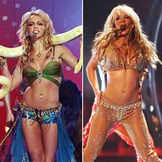 Britney Spears 2001.. Thinspiration