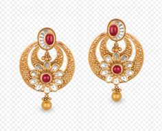 Awesome, Amazing, Gold Earrings, Fancy, Indian, Jewellery, Pure Products, Beauty, Design
