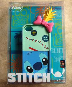 Stitch n Scrump for iPhone4