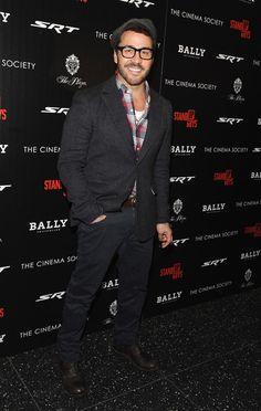 Jeremy Piven - the Fashion Spot