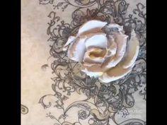 Скульптурная живопись. Фрагмент видео.