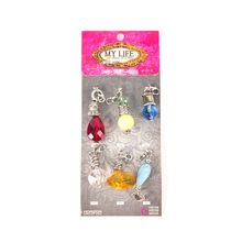 My Life by Amy Labbe Birthstone Charms, July to December