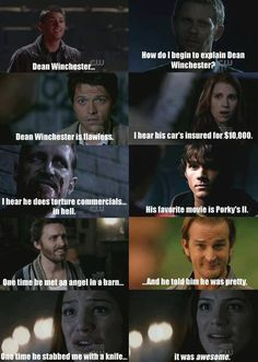 Supernatural & mean girls what's not to love about this combination lol