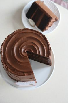 3 Layered Chocolate & Caramel Cake