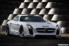 FAB Design Widebody Mercedes Benz SLS AMG 2011
