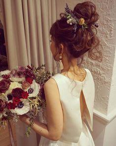 明るくて可愛い雰囲気にきゅん♡ゆるふわお団子ヘアカタログまとめ♩ | marry[マリー]