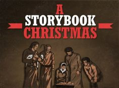 "Great visual of the Christmas story.  ""Experience the Christmas story told in a storybook form with scenes illustrated from Luke. Start your Christmas services with this video or use it as a sermon illustration. This mini-movie is perfect for your Christmas services with audiences ranging from children to adults."""