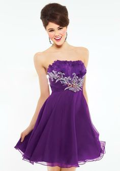 But not purple and longer it would be perf