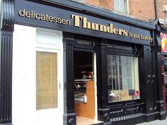 THUNDERS: Una pastelería con arte en Dublín | DolceCity.com Broadway Shows, Bakery, Restaurant, Memories, Art, Memoirs, Restaurants, Bakery Business, Remember This