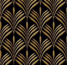 Art Deco Pattern Fabric Wall Papers 46 Ideas - Evelyn N. Motifs Art Nouveau, Motif Art Deco, Art Nouveau Pattern, Art Deco Print, Art Deco Design, Pattern Art, Pattern Fabric, Art Deco Fabric, Pattern Designs