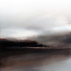 "Saatchi Online Artist: xanthippe tsalimi; Oil Painting ""horizons"""